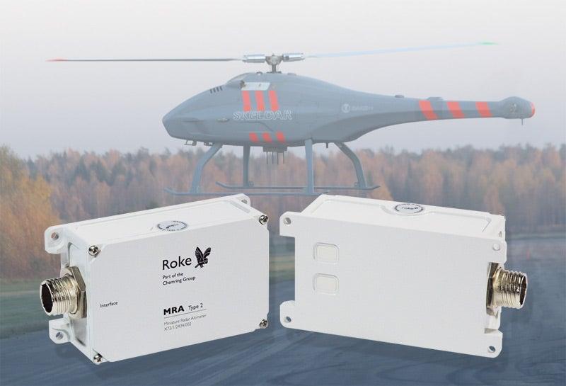 MRA and Skeldar UAV