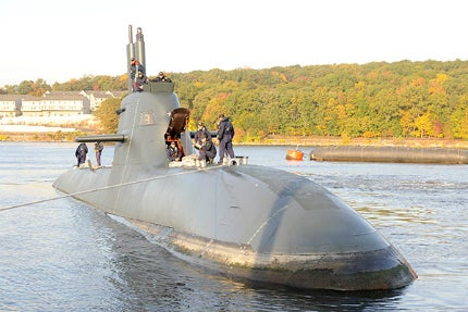 U212A Todaro Class Submarines