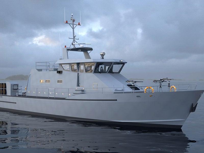 85 Defiant Class Near Coastal Patrol Vessels