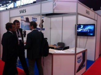 saes event stand