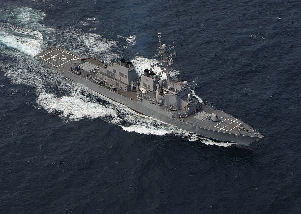 USS Ross (DDG 71)