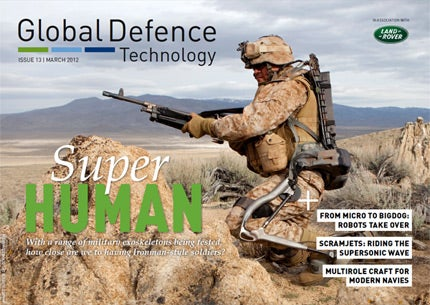 Read the latest issue of Global Defence Technology