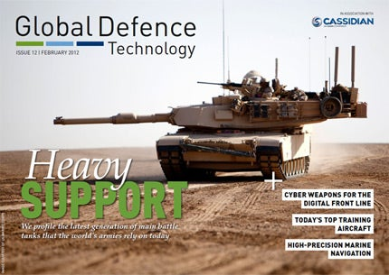 Read the latest issue of Global Defence Technology here.