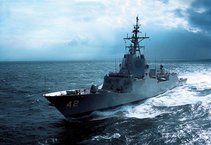Hobart-class air warfare destroyers