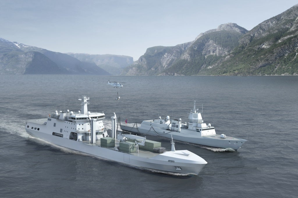 Norweigan defence services