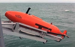 HUGIN reached a record operational depth of 4,449 metres.