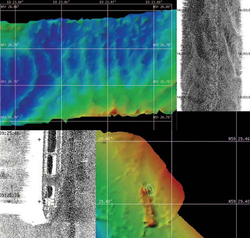 The new EM 710 MK-II multibeam echosounder sets new standards for seabed survey.