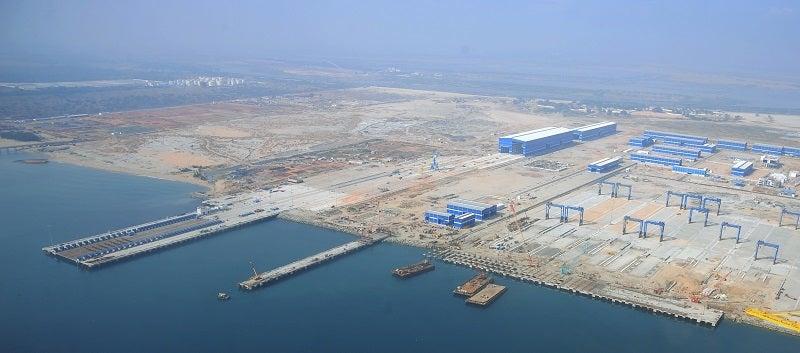 KTP shipyard