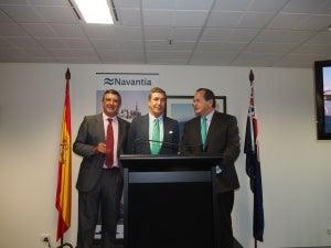 Navantia Australia new Canberra headquarters