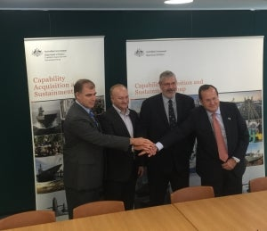 Navantia selected to provide management to AWD