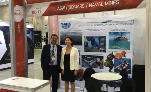 SAES participating at DX Korea 2016