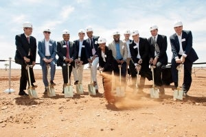 ENGIE led consortium with SENER parnters held ceremony in South Africa