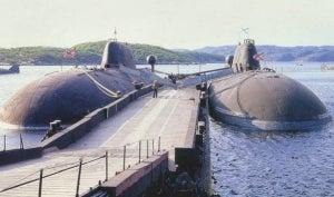 Akula class submarine