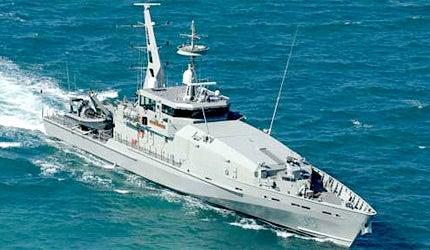 Armidale Class patrol boat