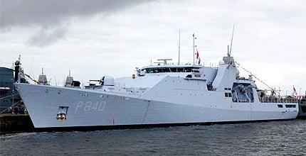 Holland Class patrol vessels