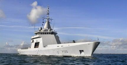 L'Adroit offshore patrol vessel