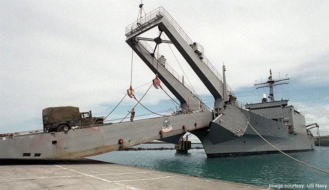 ARM Usumacinta A412 tank landing ship