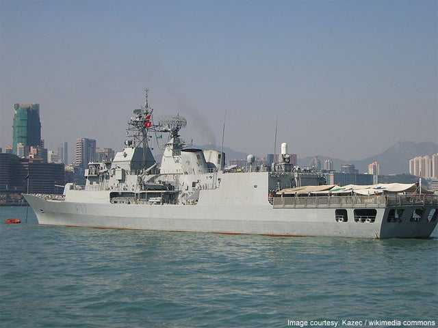 HMNZS Te Kaha F 77 Anzac Class frigate