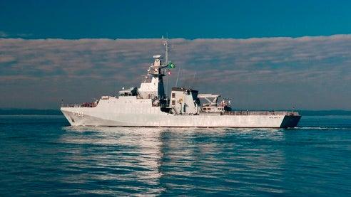 Amazonas_Brazilian Navy_BAE