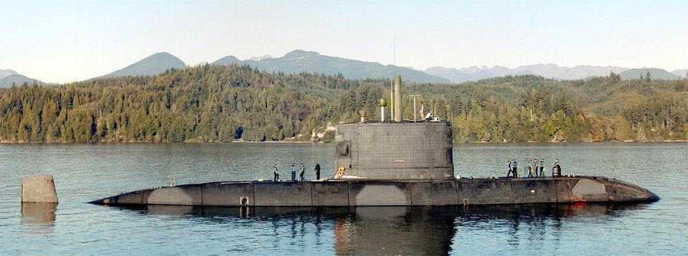 HMCS Victoria