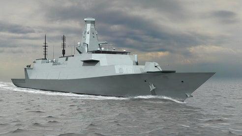 UK Royal Navy_Type 26 Global Combat Ship