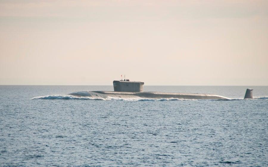 Yury Dolgoruky_Russian Navy_Borey-class SSBN