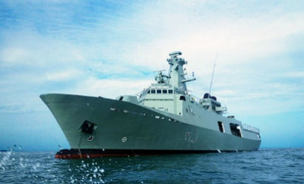 ST Marine is building four Al-Ofouq class patrol vessels for the Royal Navy of Oman.
