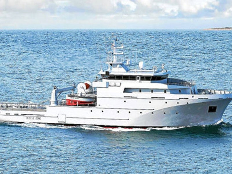 Offshore support and assistance vessels (BSAH)