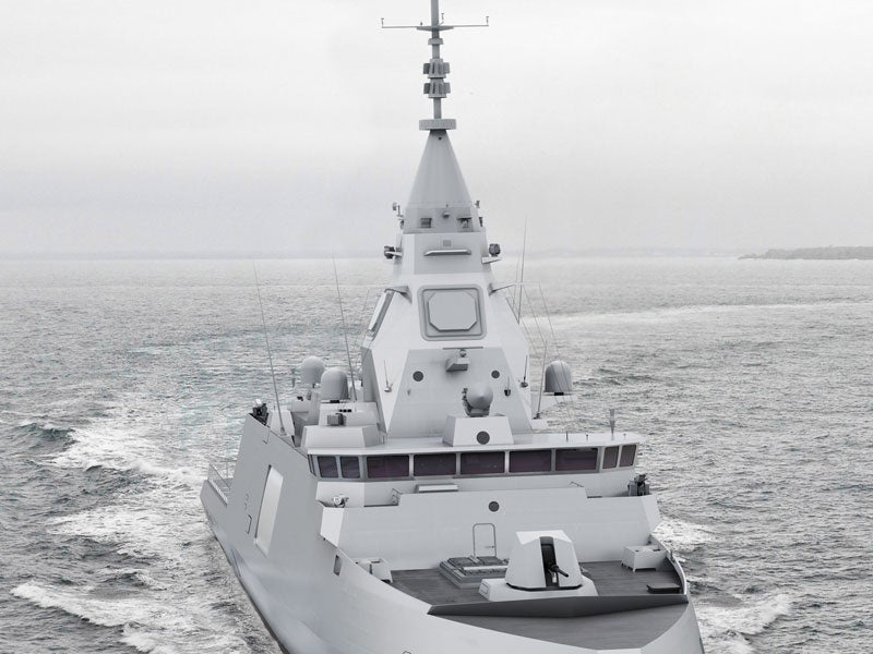 FTI medium-size frigates