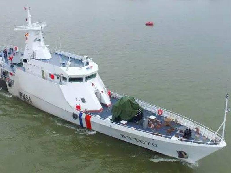 Hingol-Class vessels