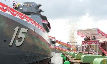 Independence-class littoral mission vessels (LMVs)