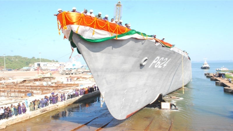 105m advanced offshore patrol vessel