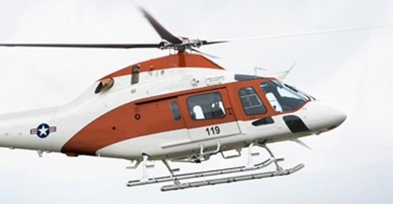 TH-119 helicopter