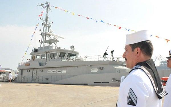 Ténochtitlan-class patrol vessel