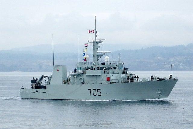 Kingston Class coastal defence vessel