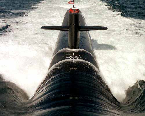 US Navy's Ohio-class submarine