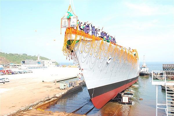 INS Sumitra