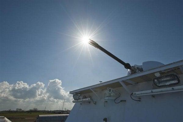 Friesland gun system