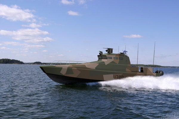 Watercat M18 AMC craft