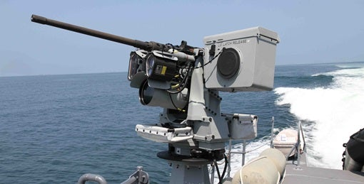 Sea PROTECTOR Remote Weapon Stations (RWS)
