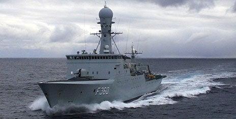 Thetis-class Ocean Patrol Vessel