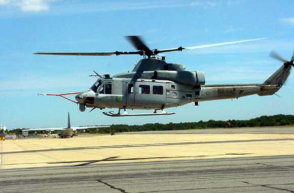UH-1Y Huey Utility Helicopter, United States of America