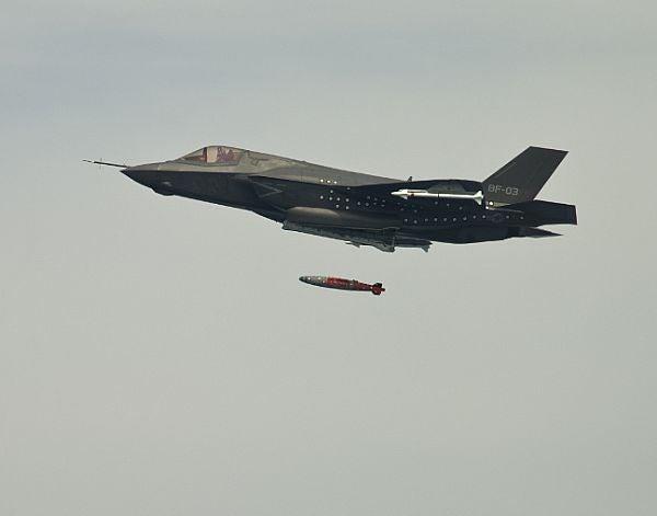 F-35B test aircraft BF-3